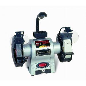 Dvojkotúčová brúska s osvetlením PROMA BKL-2000
