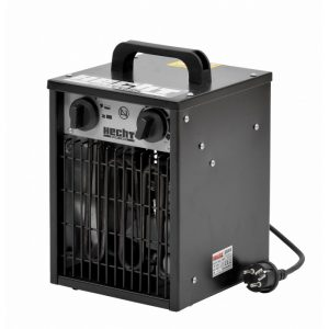 Priamotop s ventilátorom a termostatom HECHT3502