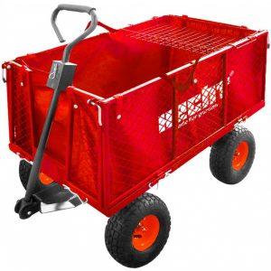 HECHT 52184 - zápražný vozík